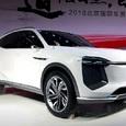 Китай готовится представить новый кроссовер Zotye