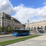 Пересадки на наземном общественном транспорте Москвы с 1-го сентября станут бесплатными
