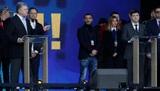 Украинские политологи назвали победителя дебатов Порошенко и Зеленского