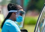 Новый рекорд: в США за сутки коронавирус выявили у 55 тысяч человек