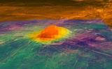 Астрономы обнаружили на Венере действующие вулканы