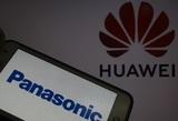 Panasonic приостановил сотрудничество с Huawei