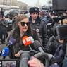 Ксения Собчак защитила цвета Георгиевской ленточки от нападок
