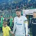 РФПЛ: Зениту не хватило дубля Дзюбы для победы