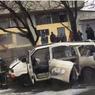 Подорвавшихся в машине командира спецбатальона милиции и его жену прооперировали