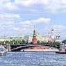 Москва  - в первой пятерке экологически чистых городов РФ