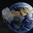 Астрономы прозевали огромный астероид, приблизившейся к Земле на опасное расстояние