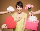 Подарки мужчин совпали с пожеланиями женщин - соцопрос