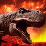 Палеонтологи: Динозавры не выдержали двойного удара