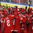 Российские хоккеисты заняли третье место на чемпионате мира