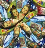 Крымские власти запретили украинские конфеты