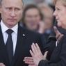 Меркель рассказала о давлении Путина на ополченцев