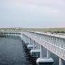 Строители показали процесс строительства Крымского моста (ВИДЕО)