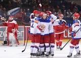 Российские хоккеисты обыграли Словакию и вышли в плей-офф чемпионата мира