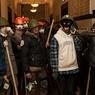 Евромайдан опустел - активисты блокируют администрацию президента