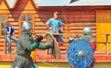 Средневековые битвы прошли в древнем Болгаре