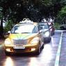 Свадебный кортеж намеренно заблокировал московское шоссе (ВИДЕО)
