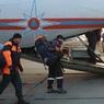 В Ленинградской области вертолет упал в озеро