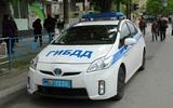 Из-за аварии с пятью машинами в центре Москвы возникла километровая пробка