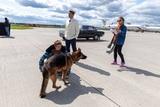 Избежать штрафа за прогулку с собакой на Патриарших не помогло даже экзотическое имя москвича