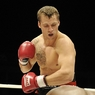 На вечере бокса в Риге Майрис Бриедис досрочно победил Дуродолу