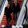 Президент РФ Владимир Путин прибыл в Пекин
