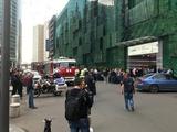 Из ТРЦ в центре Москвы эвакуировали тысячи людей