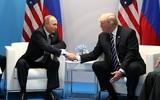 Трамп показал Путину кулак на саммите G20