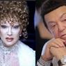 Лолита была свидетелем ненависти бывших супругов Кобзона и Гурченко