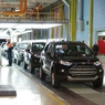 В Ленинградской области остановился завод Ford