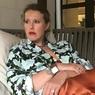 """""""Ловлю счастье"""": Ксения Собчак показала беременный животик"""
