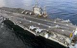 Американский эсминец уступил дорогу иранскому катеру в Персидском заливе