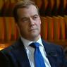 Дмитрий Медведев уверен в том, что протестует лишь небольшая часть дальнобойщиков