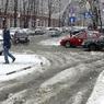 Центральную Россию в ближайшие дни ждет мокрый снег и гололед