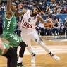 Локомотив-Кубань в дебютном сезоне занял третье место в Евролиге