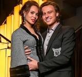 Актриса Анна Калашникова ждет ребенка от Прохора Шаляпина