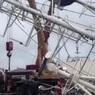 Водолазы нашли тело погибшего в опрокинувшемся судне в Ленобласти