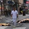 Стокгольмская полиция нашла взрывчатку в передавившем людей грузовике