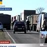 Между Крымом и Украиной очередь из грузовиков растянулась на 4 км