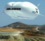Появилась запись испытаний самого большого воздушного судна  – гибрида Airlander