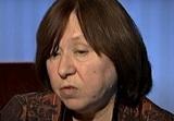 Нобелевский лауреат и член КС оппозиции Алексиевич покинула Белоруссию, пообещав вернуться