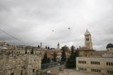 После признания США статуса Иерусалима в Палестине начались стычки с израильтянами