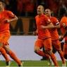 Голландия сенсационно разгромила Испанию, ван Перси оформил дубль