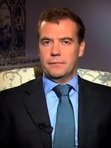 """Медведева могут  переизбрать председателем """"Единой России"""""""