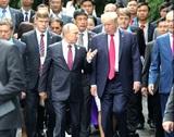 Трамп снова заявил о намерении встретиться с Путиным и Си Цзиньпином на саммите G20