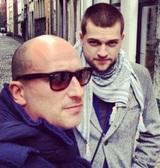 Дмитрий Нагиев впервые представил поклонникам своего младшего брата (ФОТО)