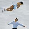 Фигурное катание: Вся борьба за медали у спортивных пар впереди