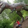 В Венесуэле из нефти всплыл прадедушка Тираннозавра (ВИДЕО)