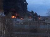 Под Челябинском взорвалась автозаправочная станция