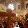 В Москве 300 тыс верующих приняли участие в праздновании Пасхи